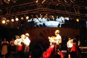 Dança típica alemã