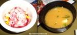 Sobremesa e Missoshiro (clique para ampliar)