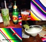 Margarita, XX e Mojito (clique para ampliar)