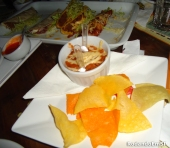 Totopos com chili (amplie)