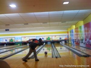Dan @ Dragon Bowling
